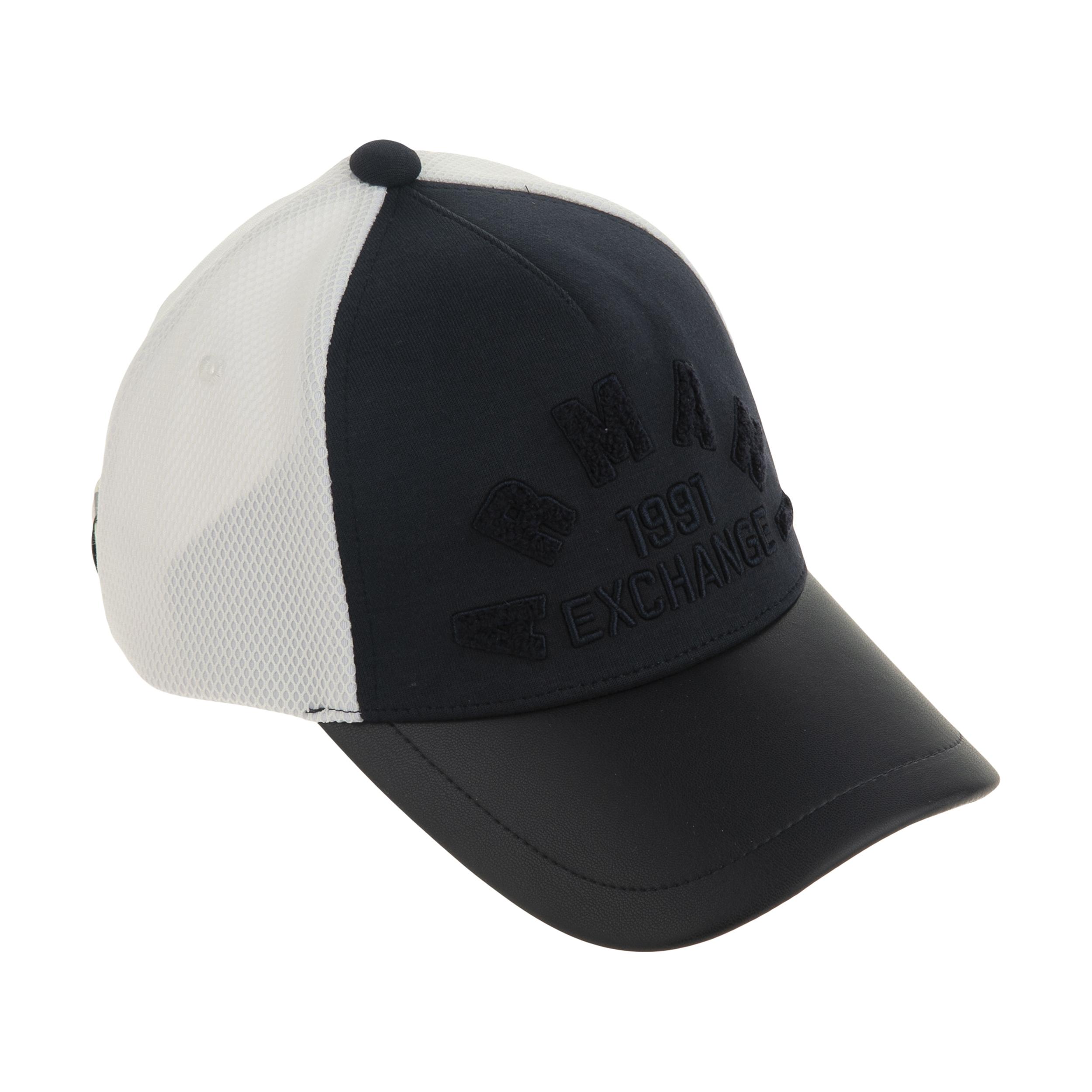 کلاه کپ مردانه آرمانی اکسچنج مدل 9540478P309-00010