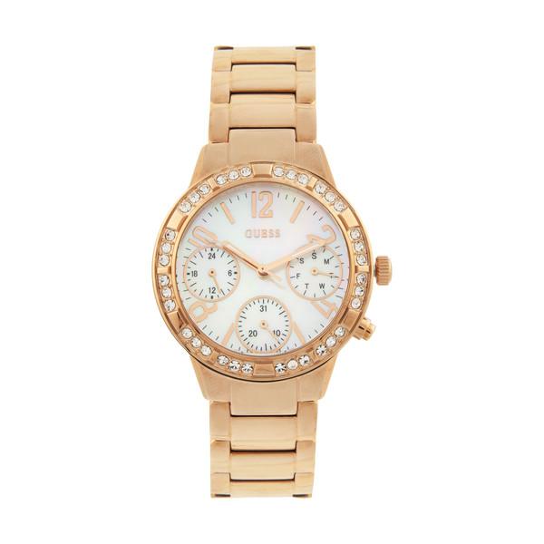 ساعت مچی عقربه ای زنانه گس مدل W0546L3