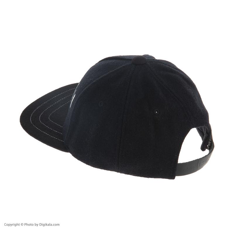 کلاه کپ مردانه آرمانی اکسچنج مدل 9540588A307-04348
