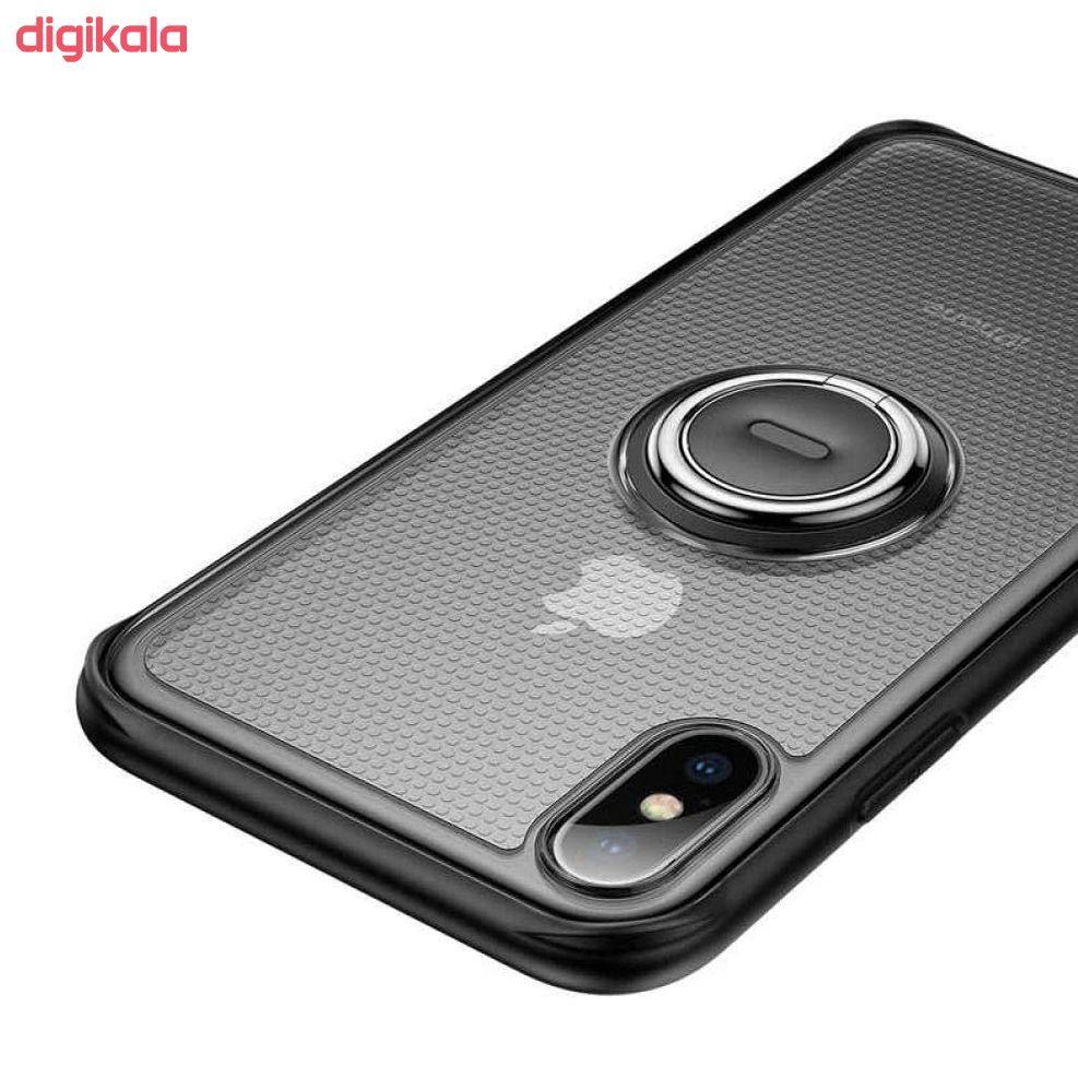 کاور باسئوس مدل YD04 مناسب برای گوشی موبایل اپل Iphone xs max main 1 2