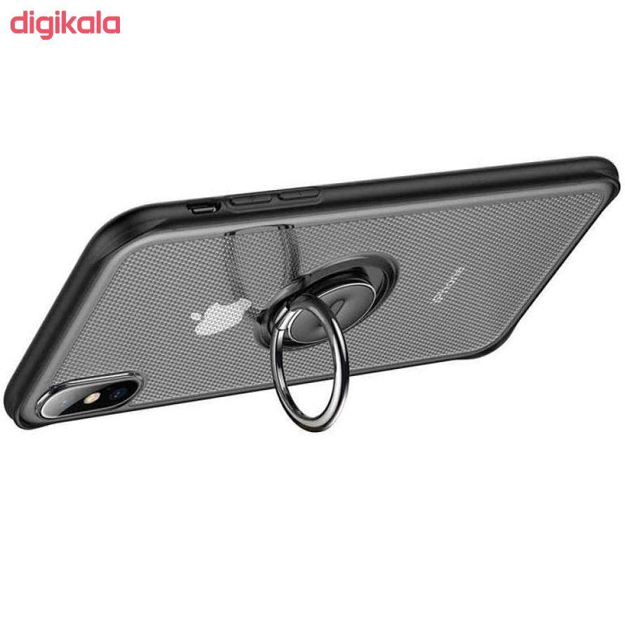 کاور باسئوس مدل YD04 مناسب برای گوشی موبایل اپل Iphone xs max main 1 4