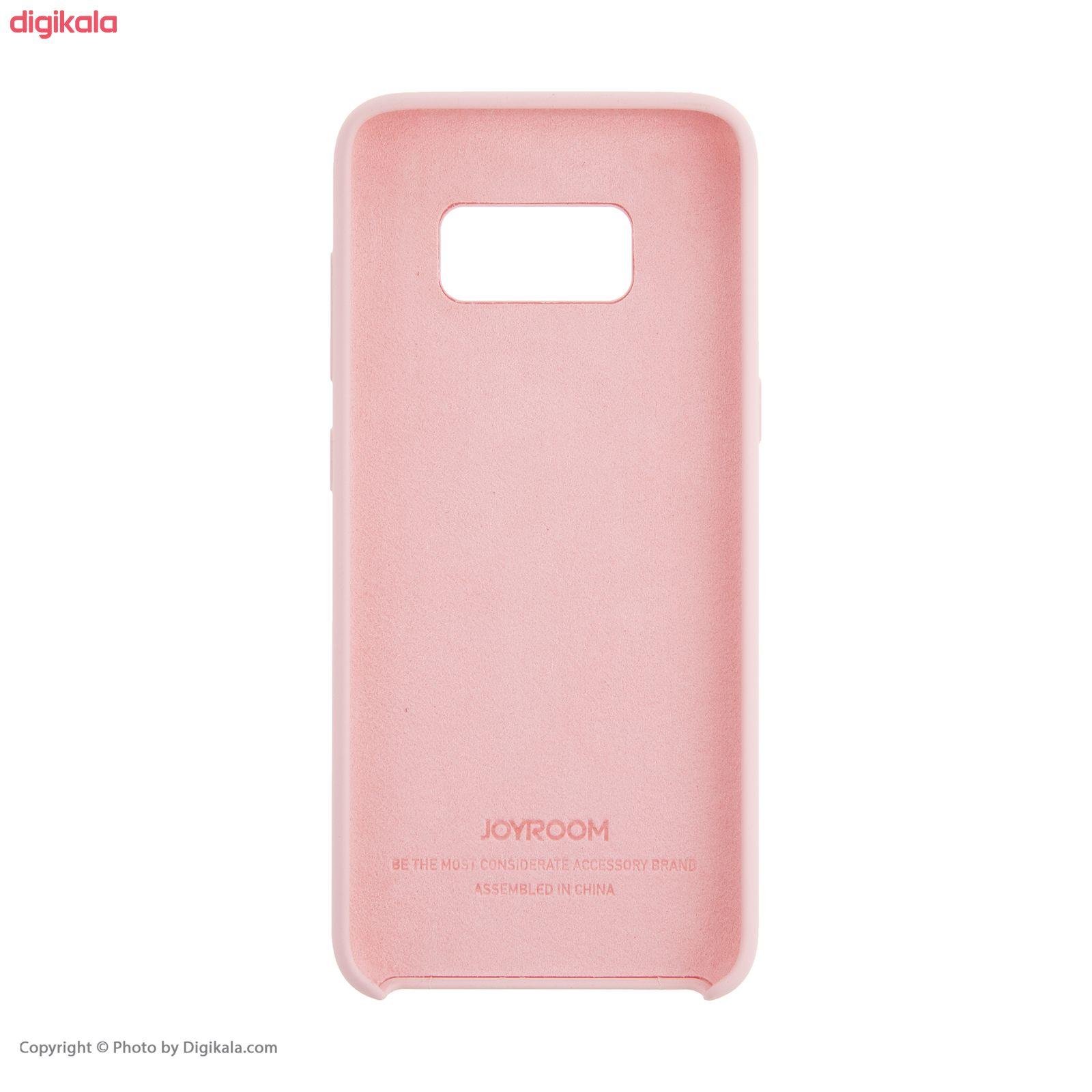 کاور جوی روم مدل JR-BP345 مناسب برای گوشی موبایل سامسونگ Galaxy S8