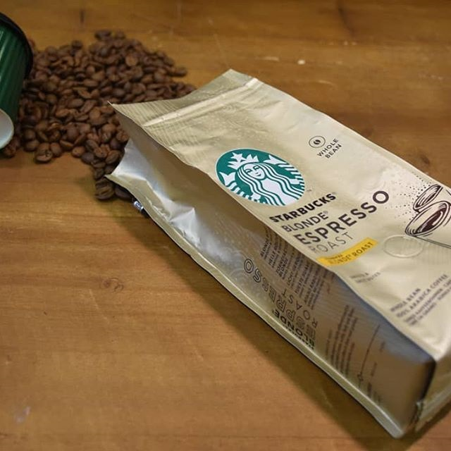 قهوه بلوند اسپرسو استارباکس-200گرم