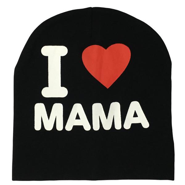 کلاه بچگانه مدل i love mama
