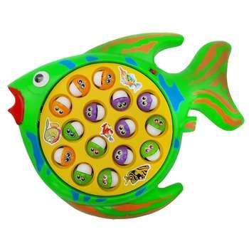 بازی اموزشی طرح ماهیگیری کد 1301