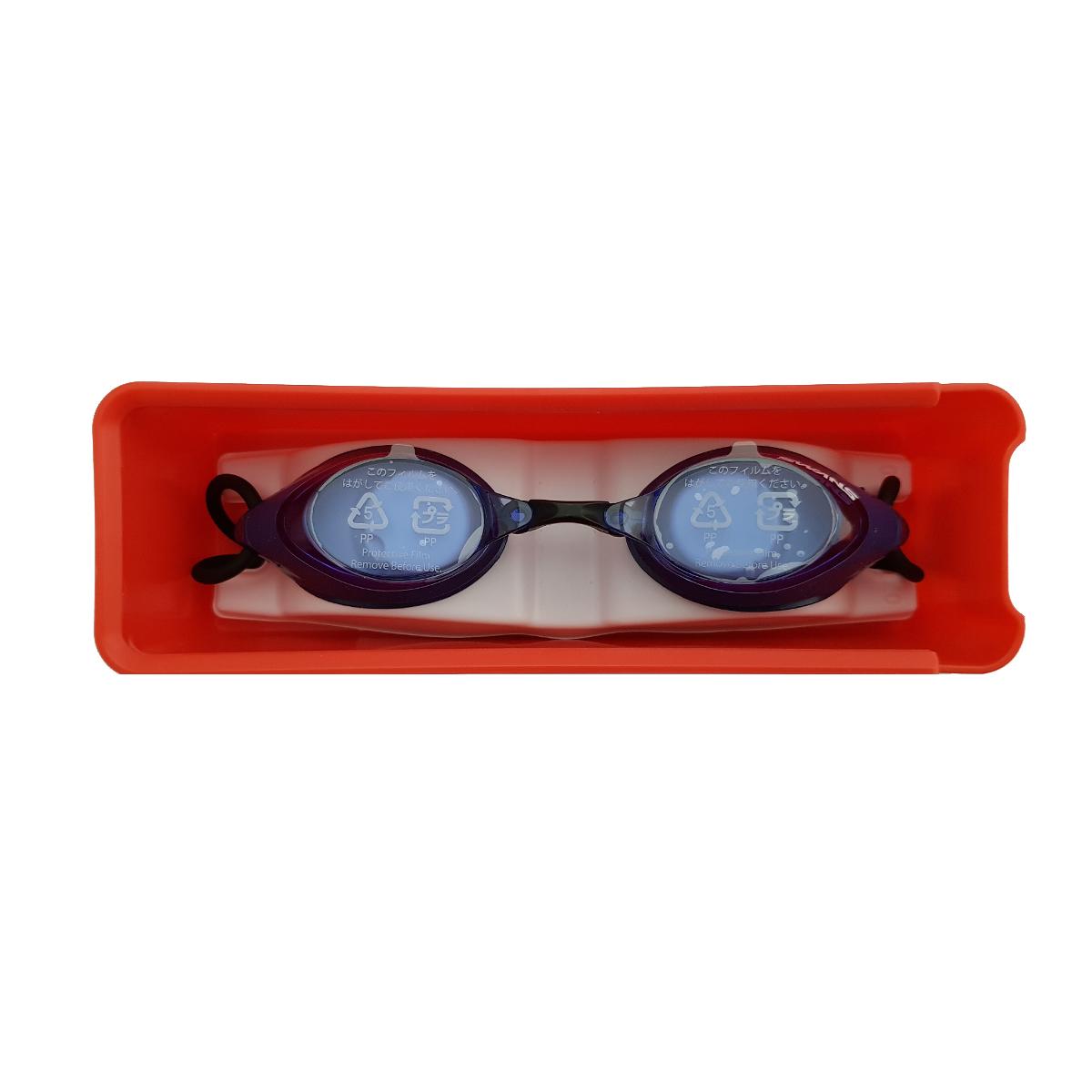 عینک شنا سوانز مدل SRX-N-BL main 1 2