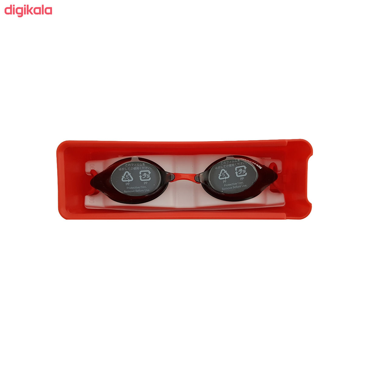 عینک شنا سوانز مدل SRX-N-BKR main 1 2