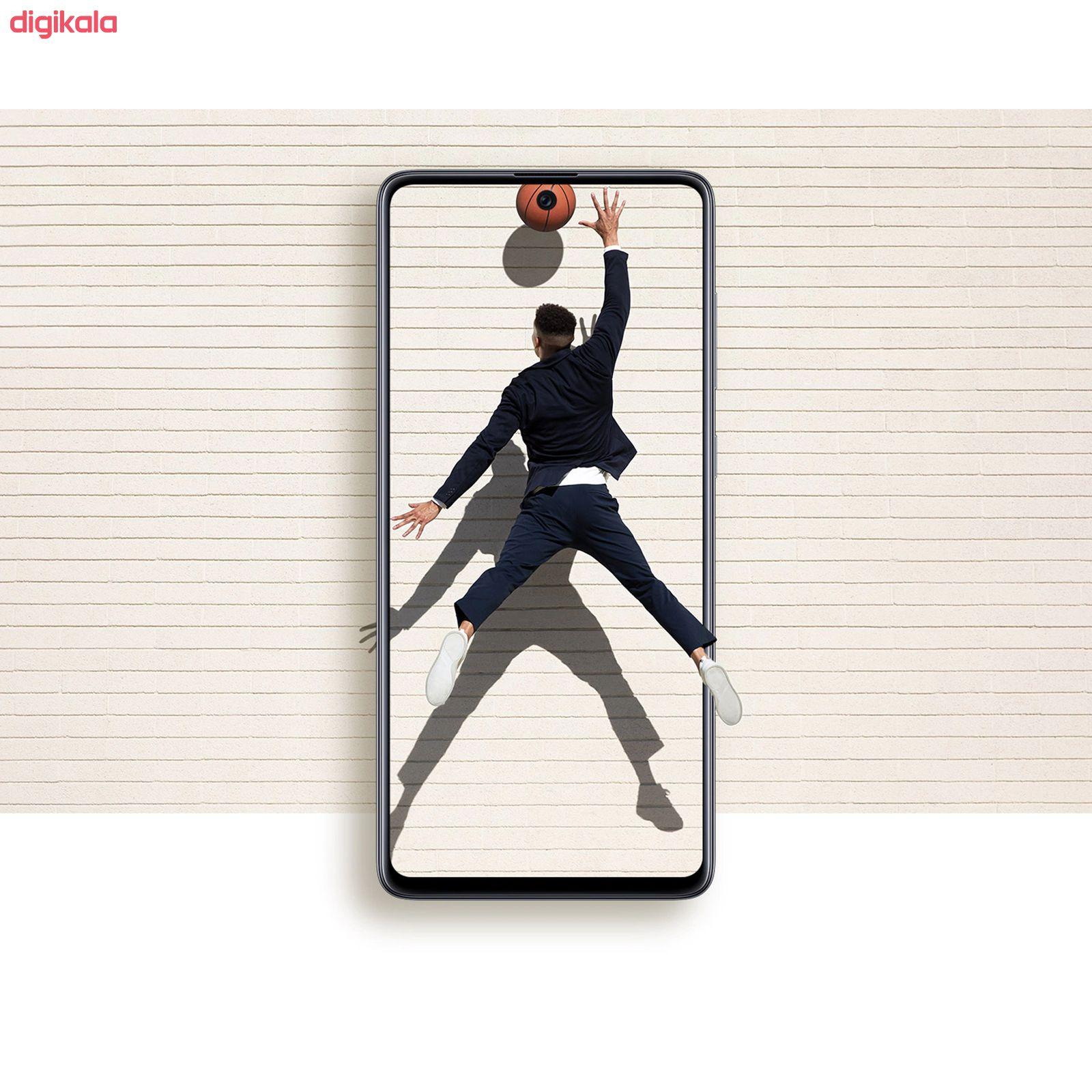 گوشی موبایل سامسونگ مدل Galaxy A71 SM-A715F/DS دو سیمکارت ظرفیت 128 گیگابایت همراه با رم 8 گیگابایت main 1 11