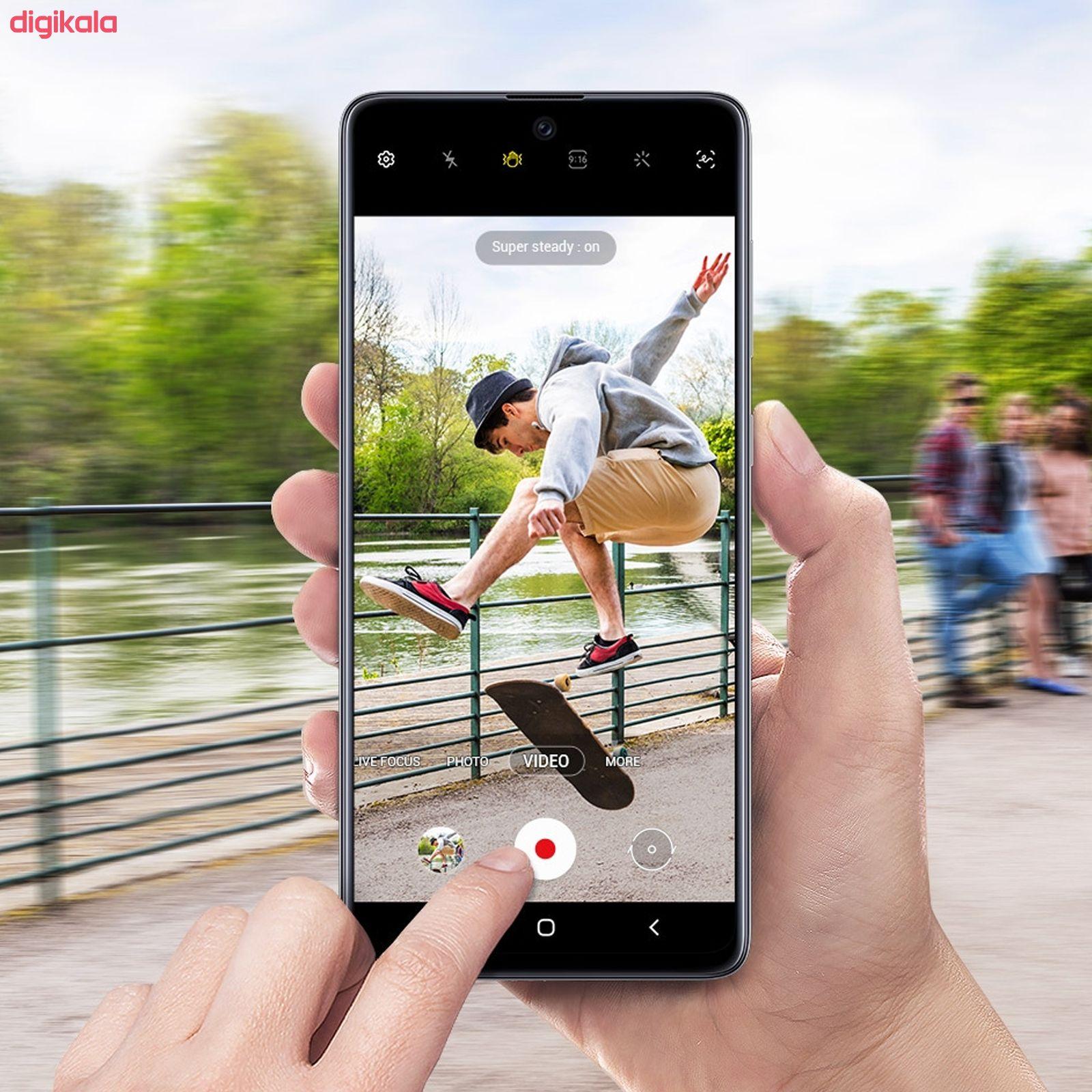 گوشی موبایل سامسونگ مدل Galaxy A71 SM-A715F/DS دو سیمکارت ظرفیت 128 گیگابایت همراه با رم 8 گیگابایت main 1 13