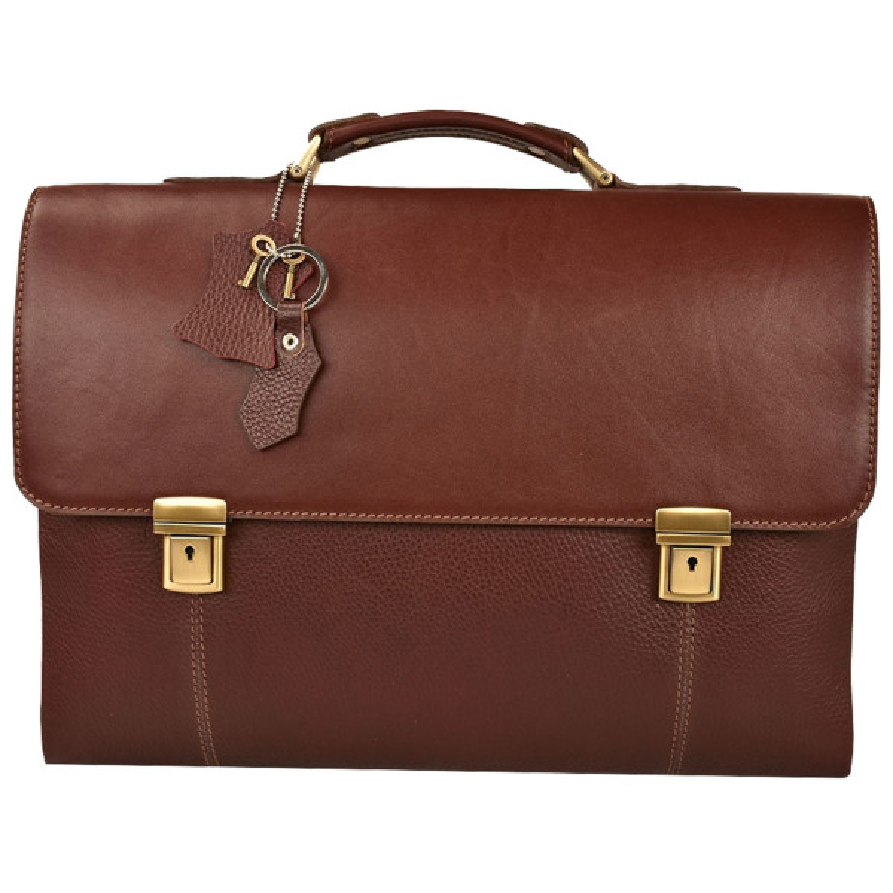 کیف اداری مردانه پارینه چرم مدل L140