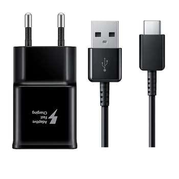 شارژر دیواری  مدل EP-TA20EBE به همراه کابل تبدیل USB-C