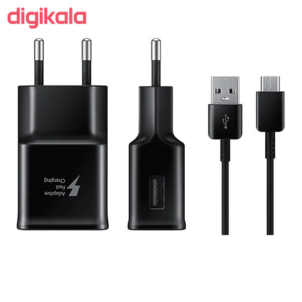 شارژر دیواری  مدل EP-TA20EBE به همراه کابل تبدیل USB-C main 1 5