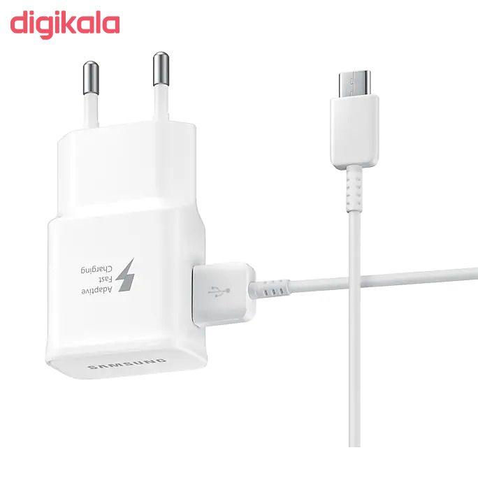 شارژر دیواری  مدل EP-TA20EBE به همراه کابل تبدیل USB-C main 1 7