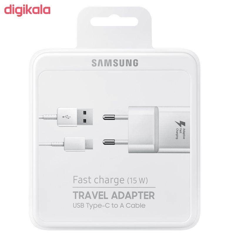 شارژر دیواری  مدل EP-TA20EBE به همراه کابل تبدیل USB-C main 1 10