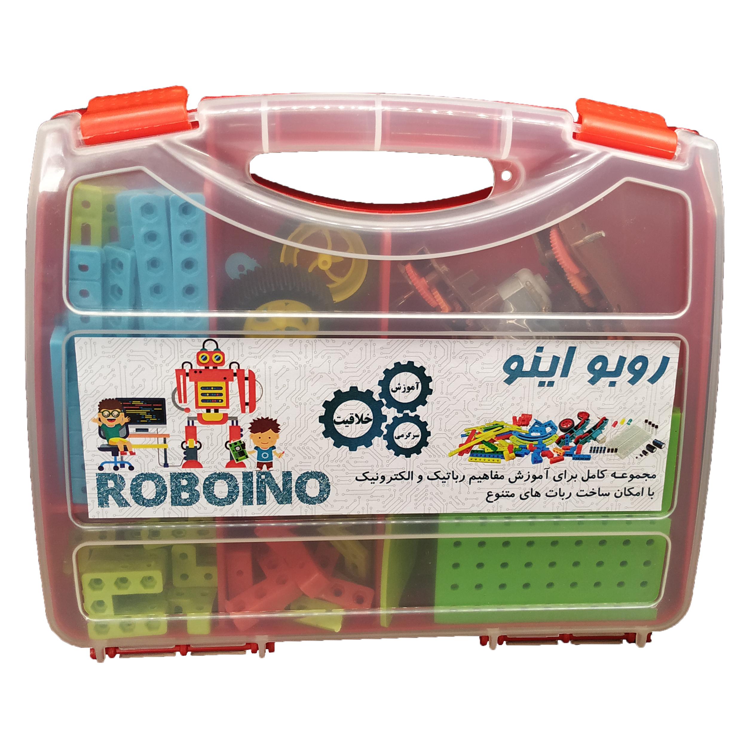 کیت آموزش رباتیک روبواینو مدل Robo10
