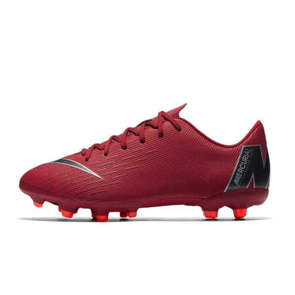 کفش فوتبال بچگانه نایکی مدل MERCURIAL VAPOR 12 ACADEMY FG