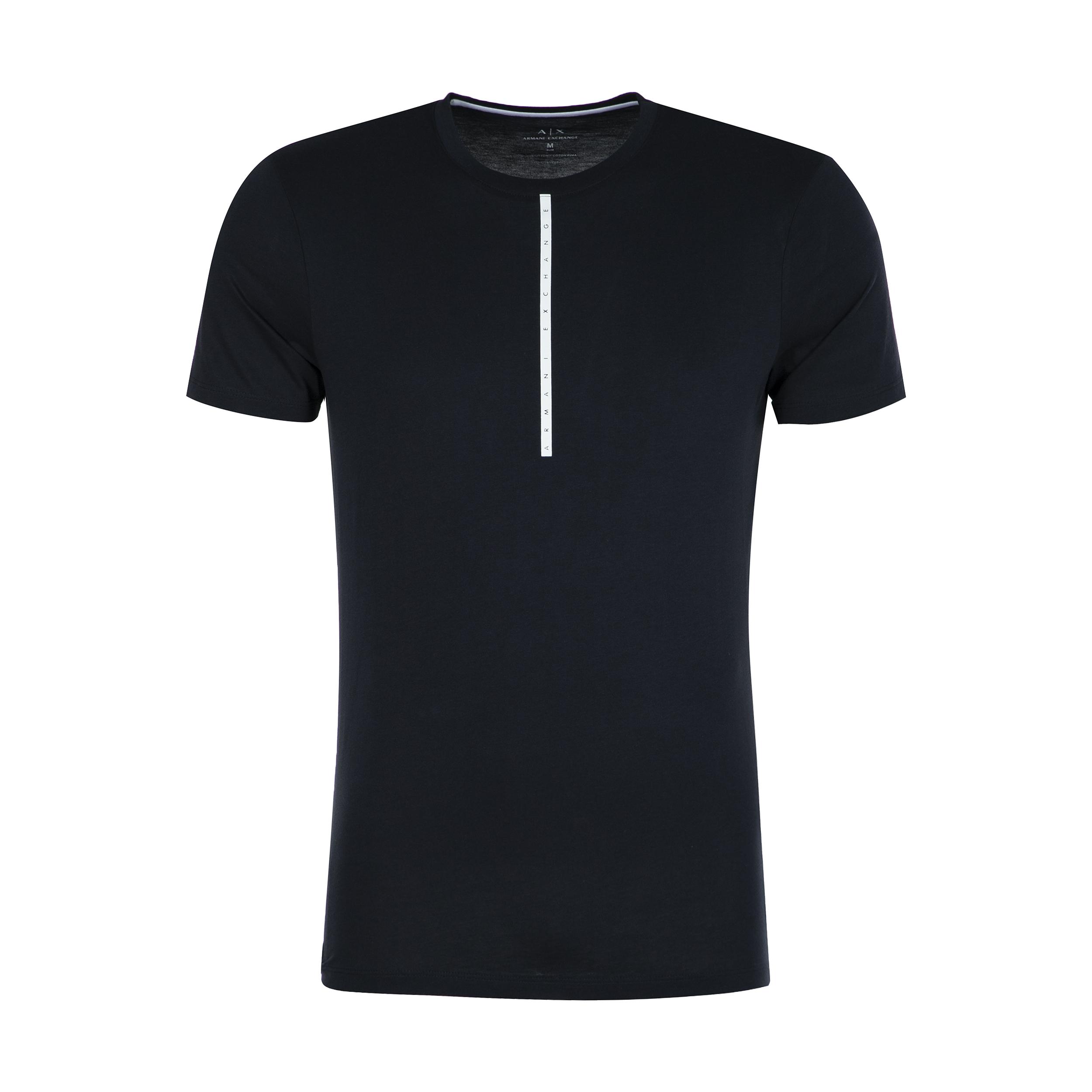 تی شرت مردانه آرمانی اکسچنج مدل 6GZTDNZJA5Z-1510