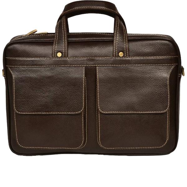 کیف اداری مردانه پارینه چرم مدل L85