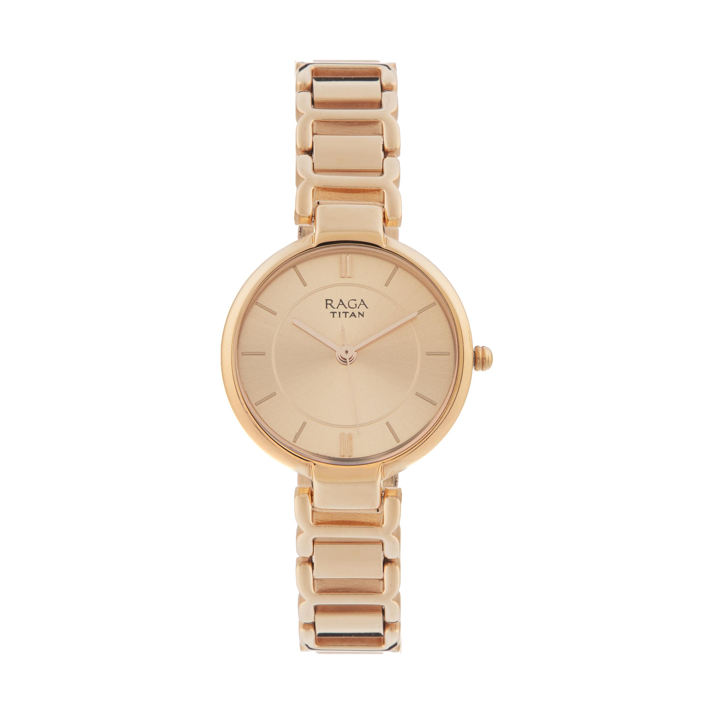 ساعت  زنانه تایتن مدل T2608WM01