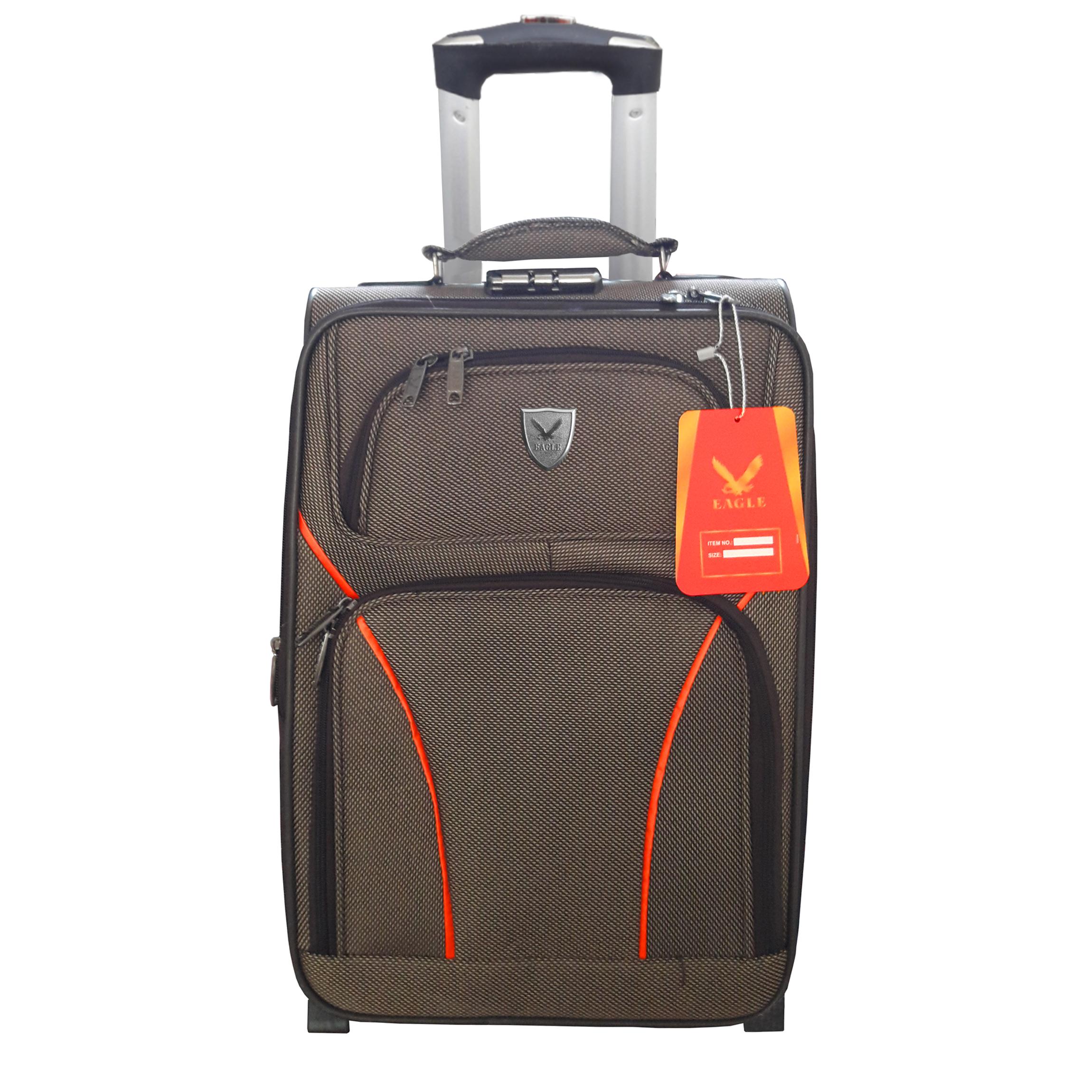 چمدان مدل E255 سایز کوچک
