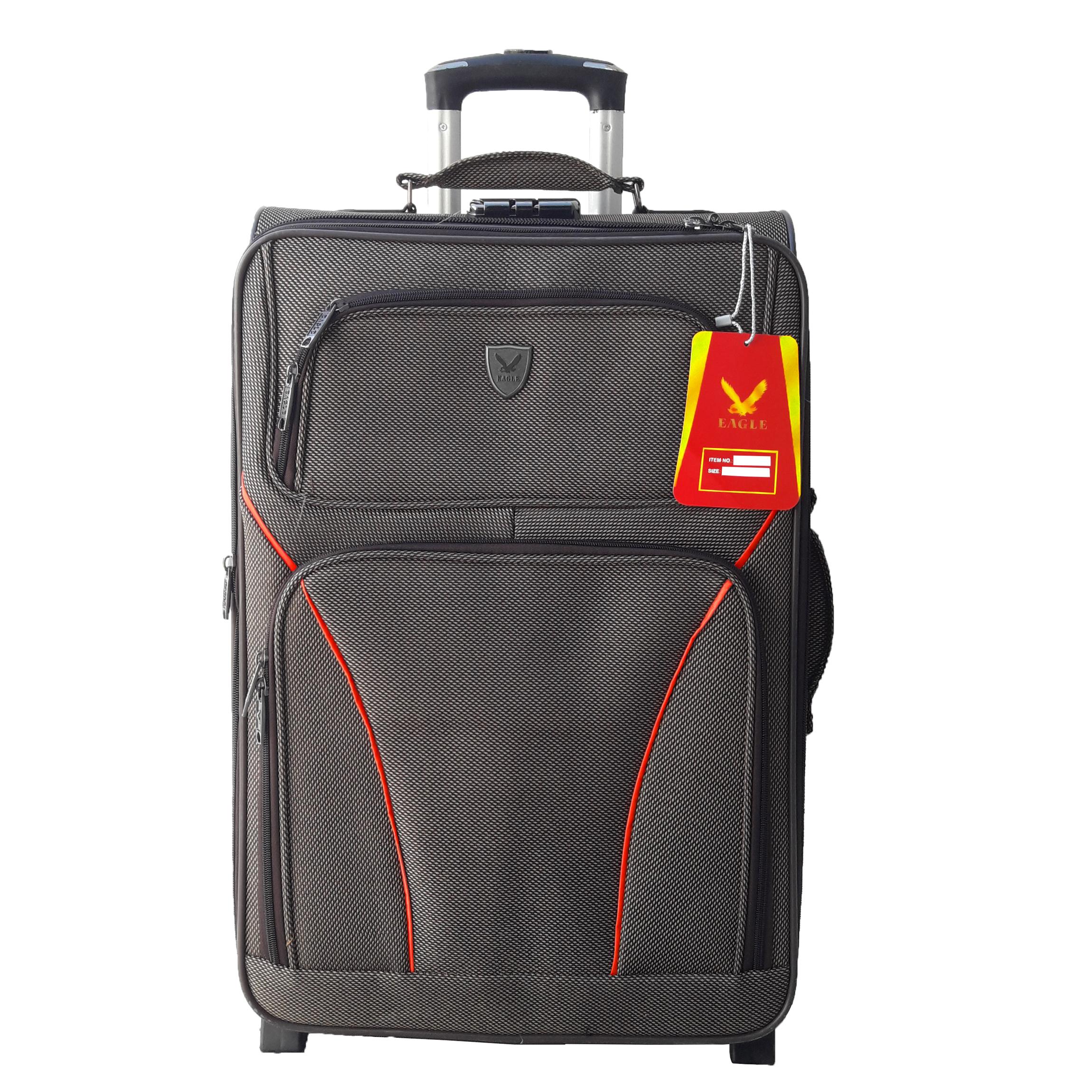 چمدان مدل E365 سایز متوسط