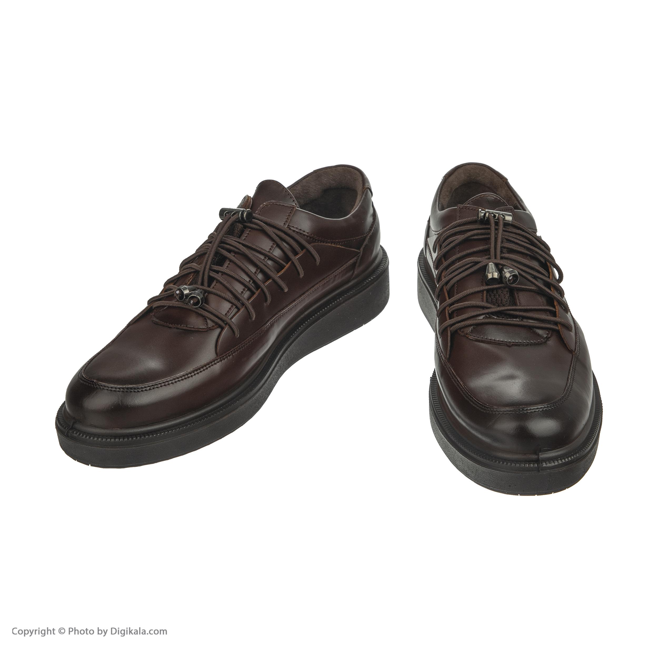 کفش روزمره مردانه آقانژاد مدل 10011-39