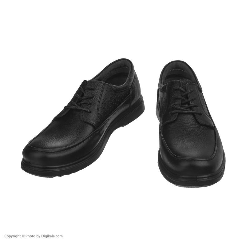 کفش روزمره مردانه آقانژاد مدل 10008-99