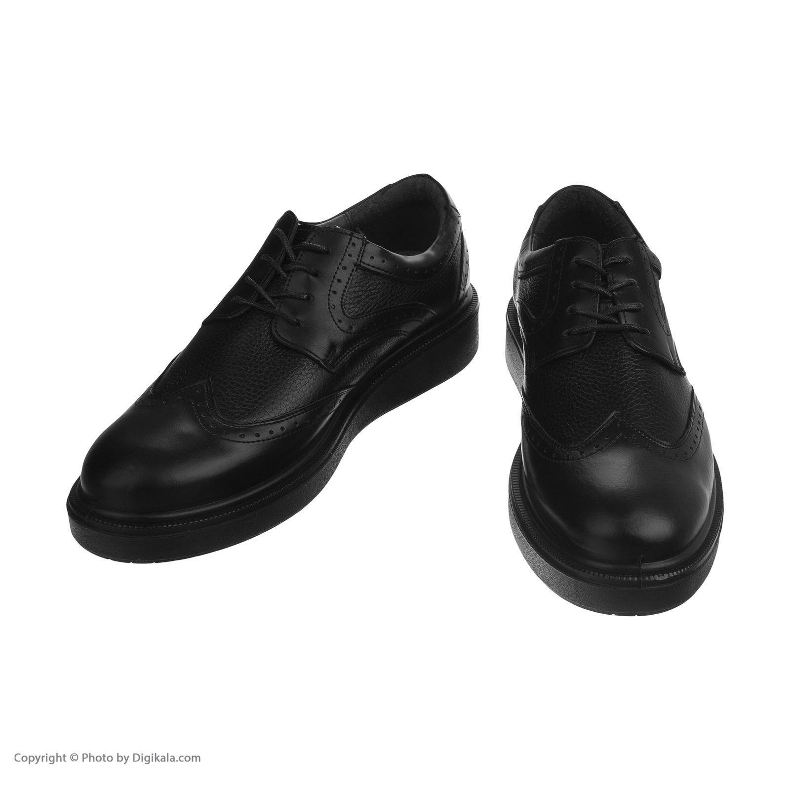 کفش روزمره مردانه آقانژاد مدل 10000-99