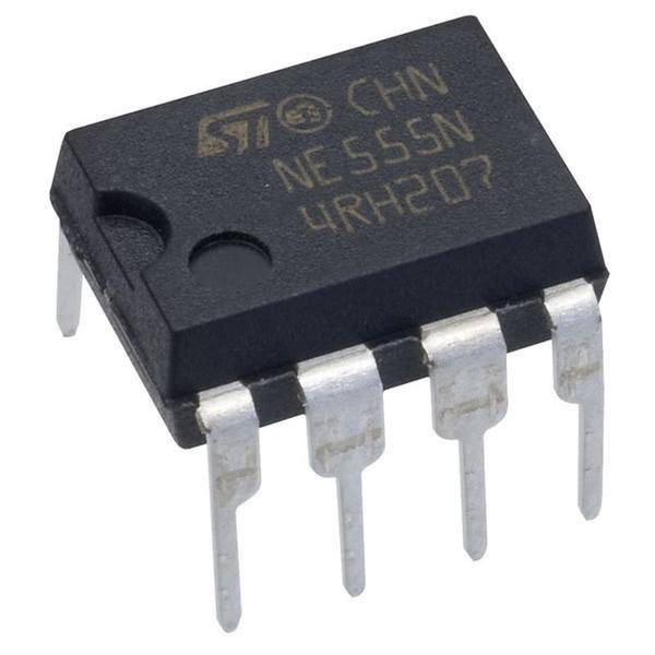 آی سی استیمایکروالکترونیکس مدل NE555 بسته 5 عددی