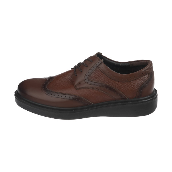 کفش روزمره مردانه آقانژاد مدل 10000-18