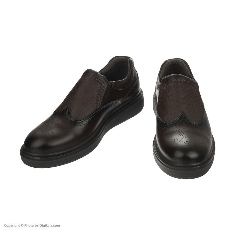 کفش روزمره مردانه آقانژاد مدل 10007-39