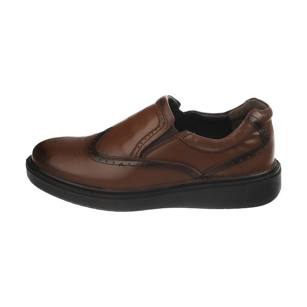 کفش روزمره مردانه آقانژاد مدل 10007-18
