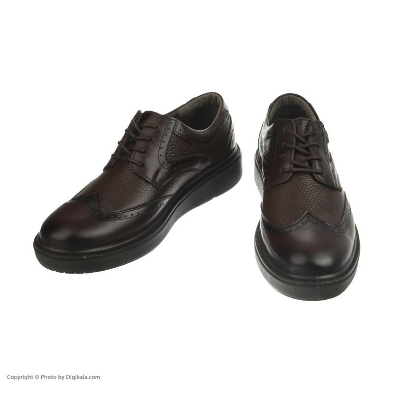 کفش روزمره مردانه آقانژاد مدل 10000-39