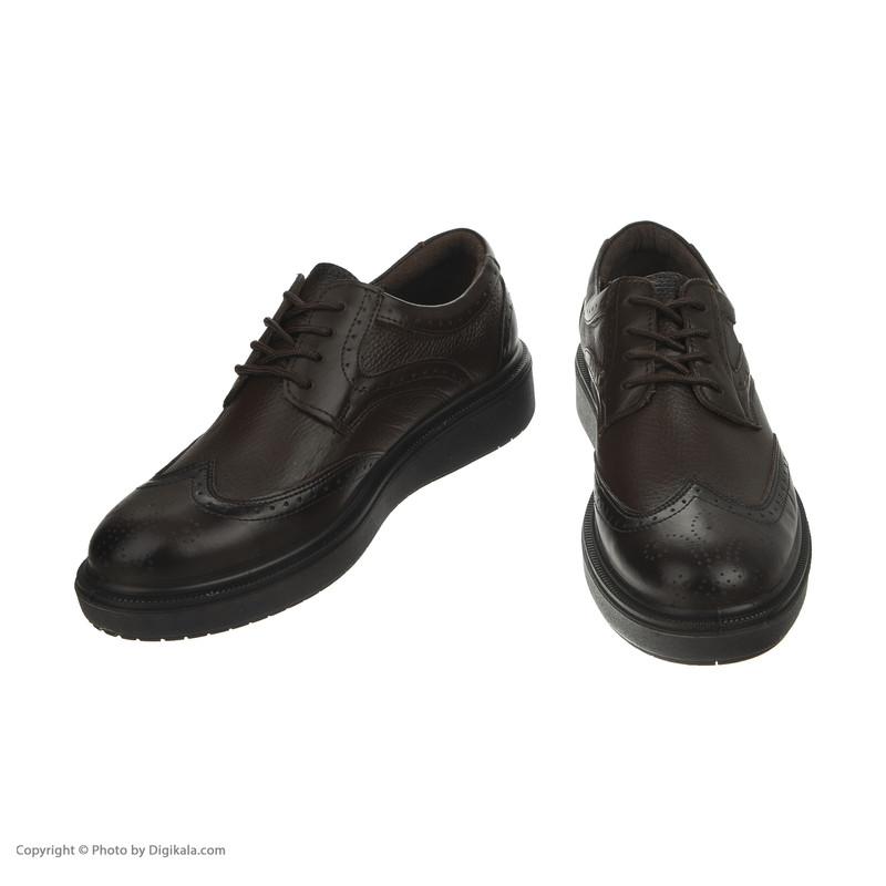 کفش روزمره مردانه آقانژاد مدل 10022-39