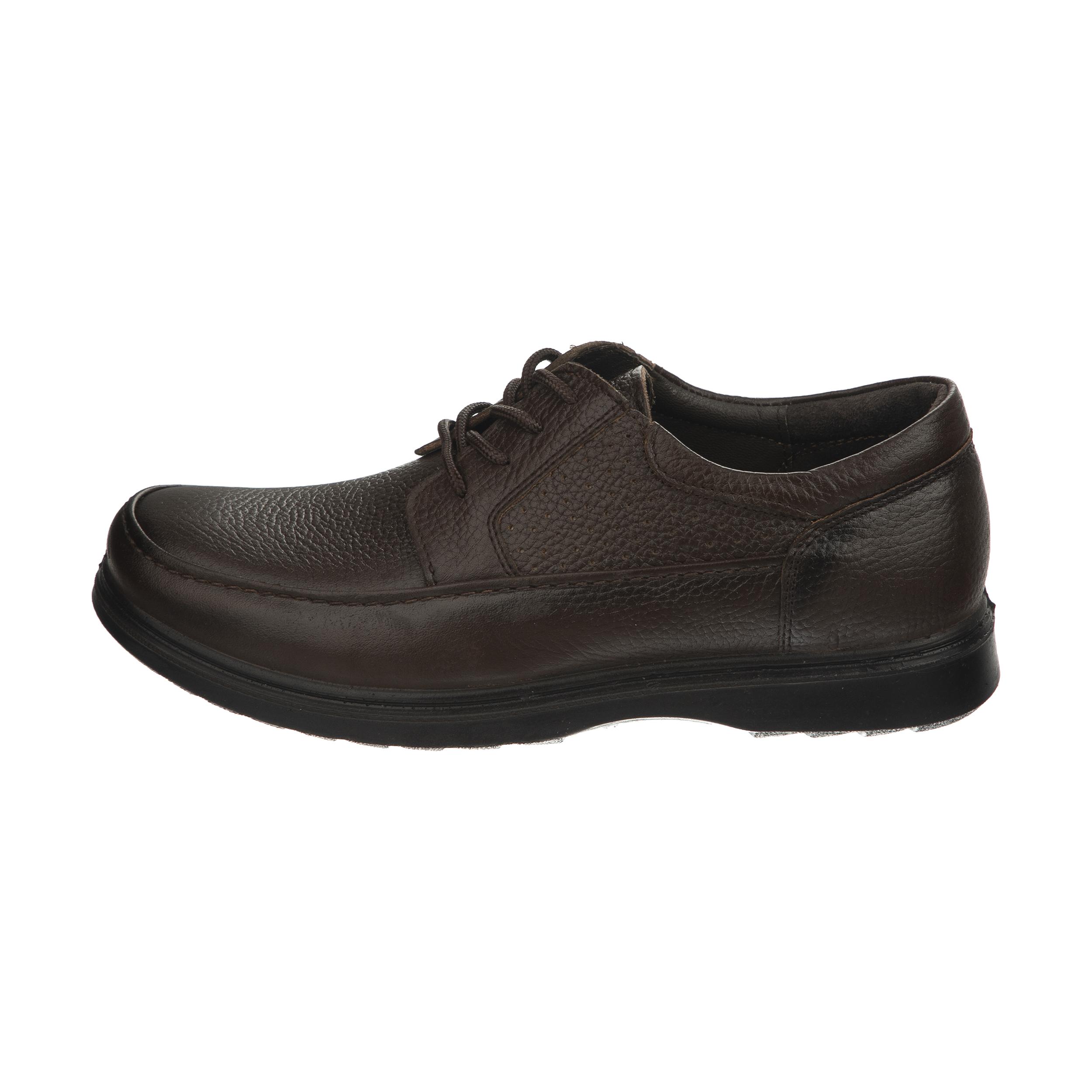 کفش روزمره مردانه آقانژاد مدل 10008-39