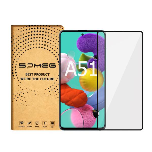 محافظ صفحه نمایش سرامیکی سومگ مدل Ruby-51 مناسب برای گوشی موبایل سامسونگ Galaxy A51