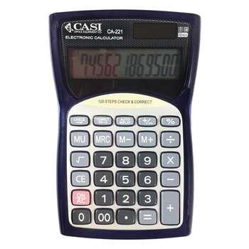 تصویر ماشین حساب کاسی CH-221 Calculator