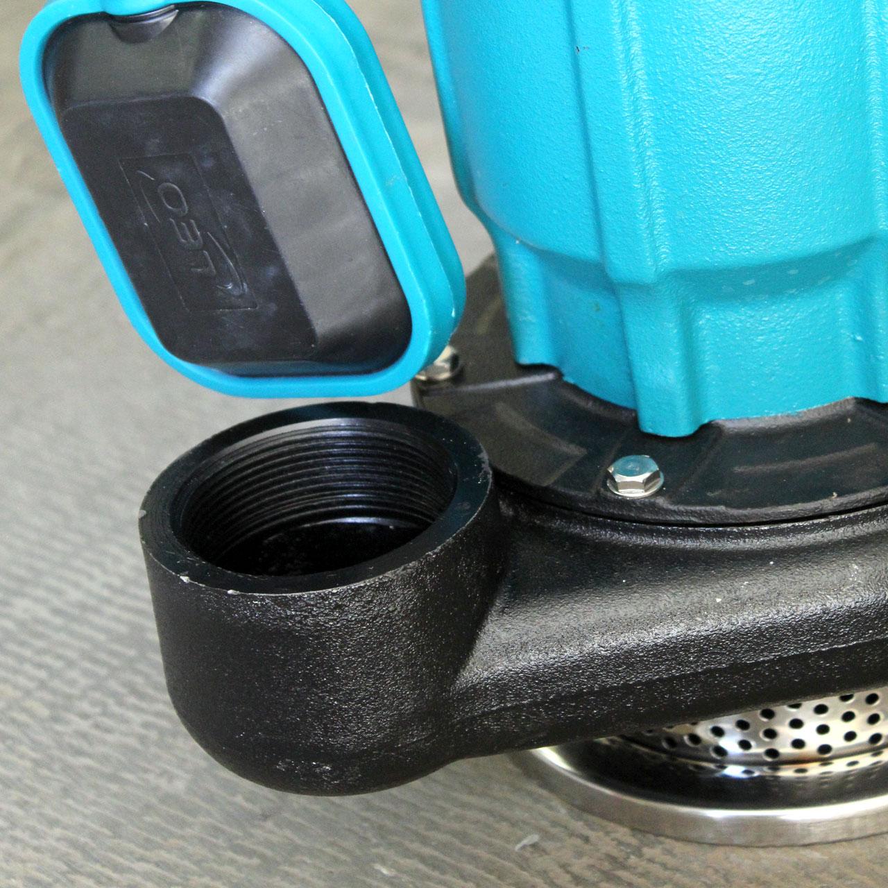 پمپ کفکش لیو مدل QDX 15-10/0.75 A