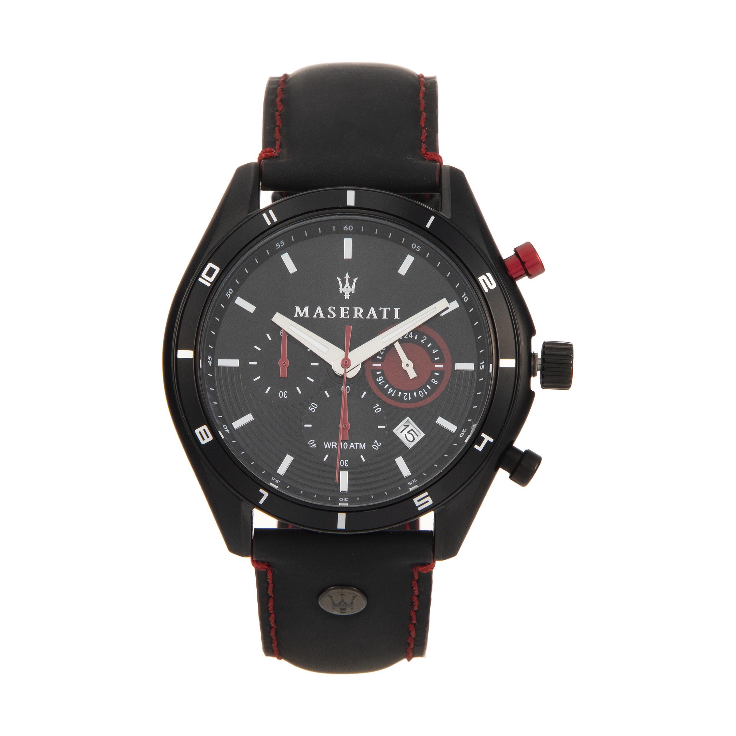 کد تخفیف                                      ساعت مچی عقربه ای مردانه مازراتی مدل R8871624002