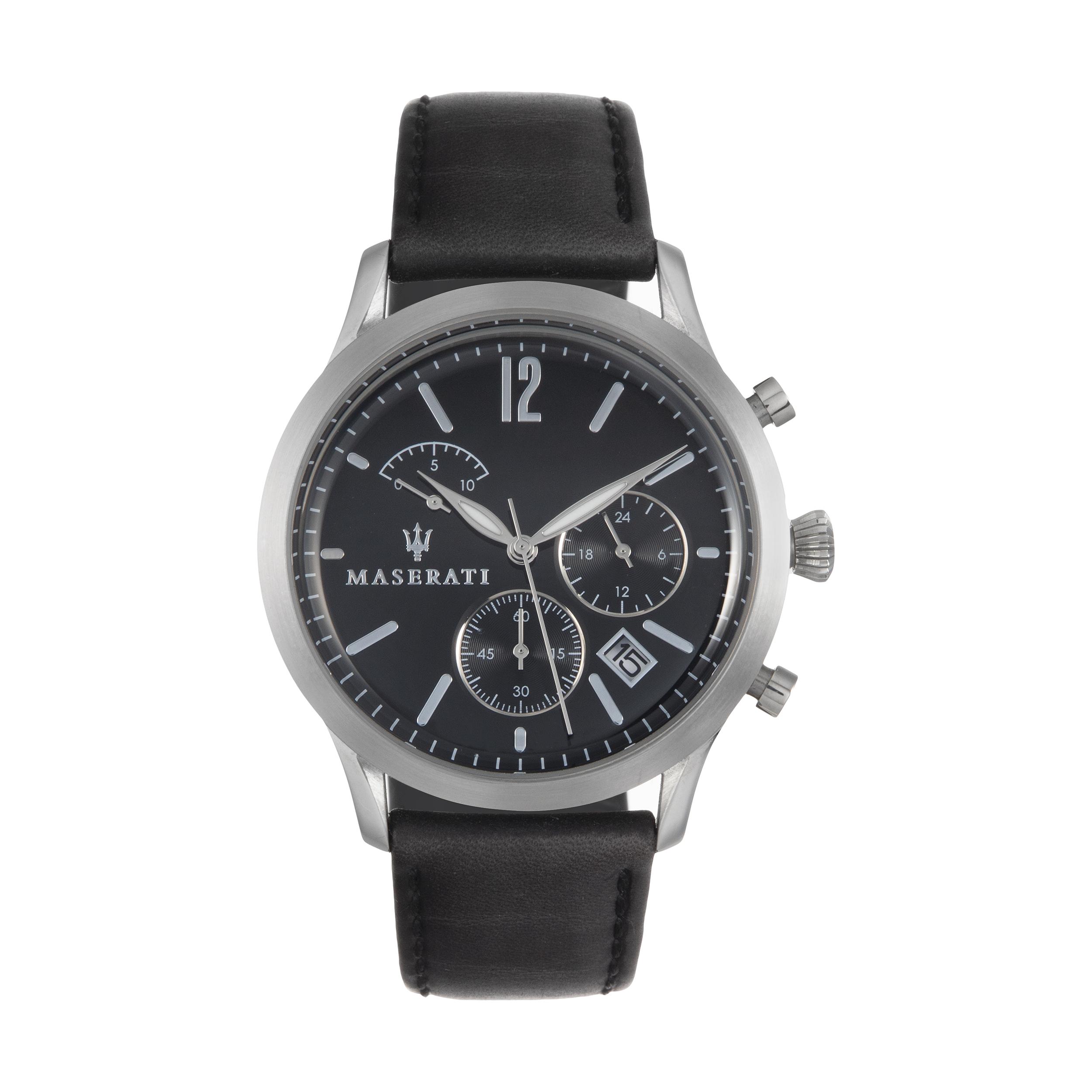 ساعت مچی عقربه ای مردانه مازراتی مدل R8871625002