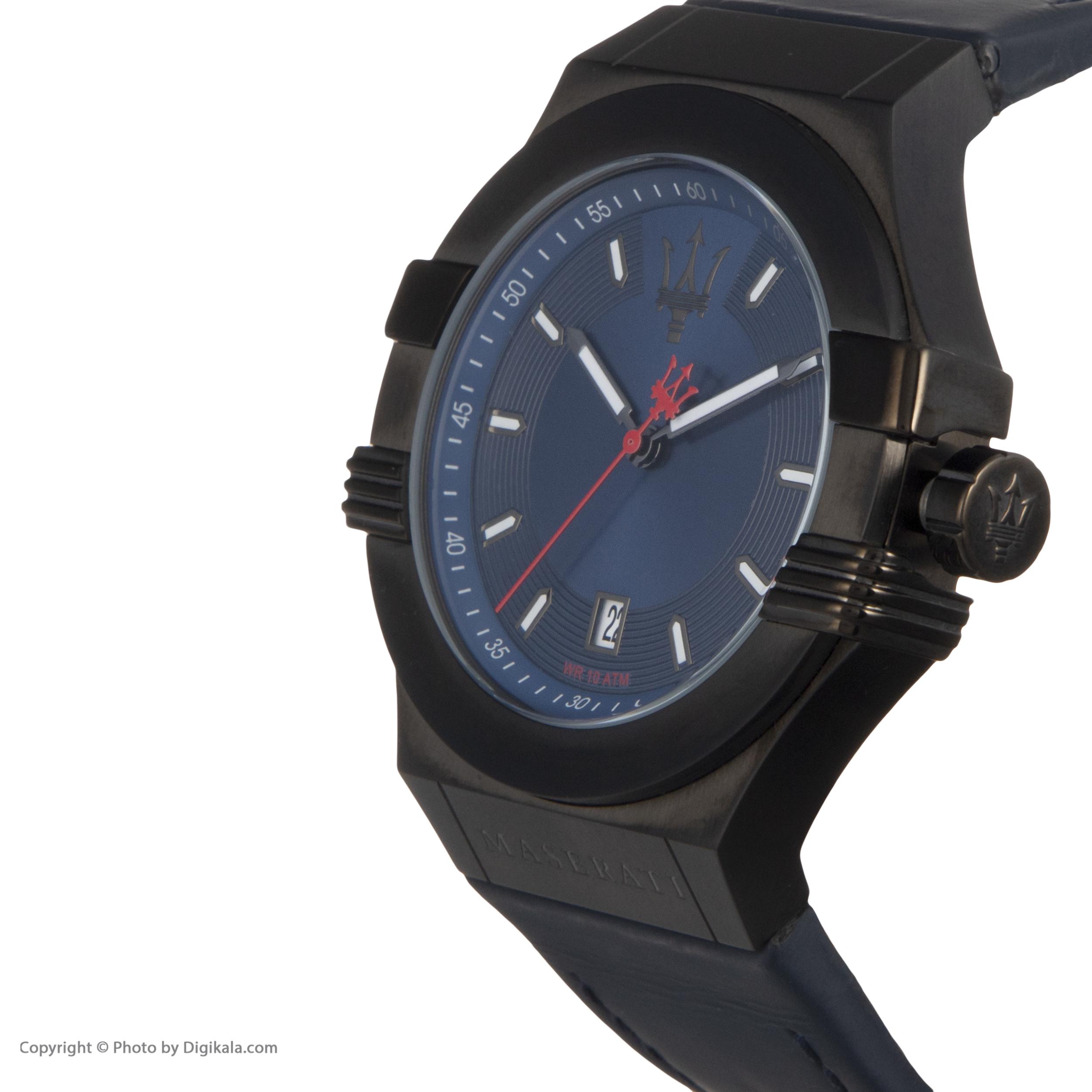 خرید                      ساعت مچی عقربه ای مردانه مازراتی مدل R8851108021