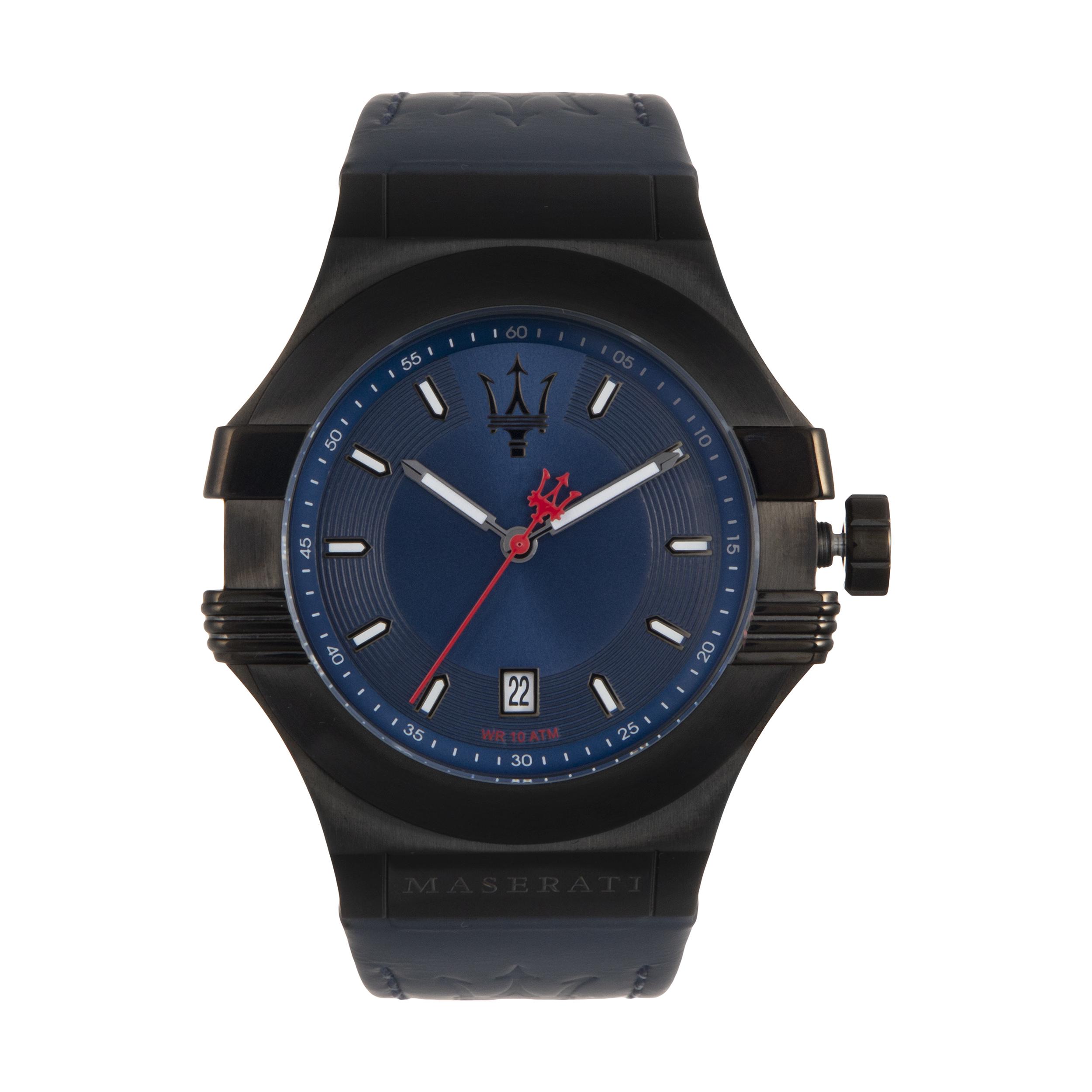 ساعت مچی عقربه ای مردانه مازراتی مدل R8851108021