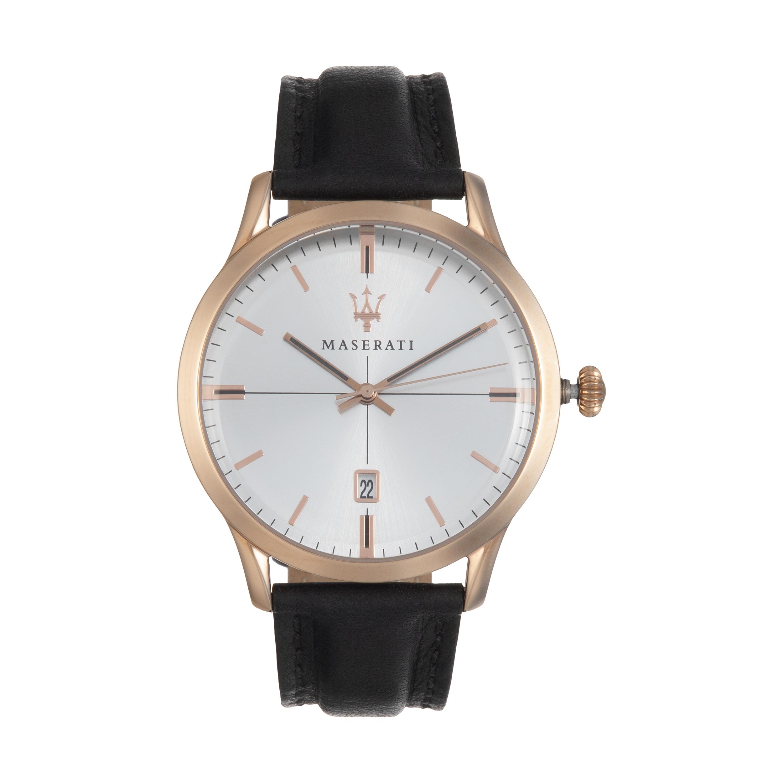 ساعت مچی عقربه ای مردانه مازراتی مدل R8851125005
