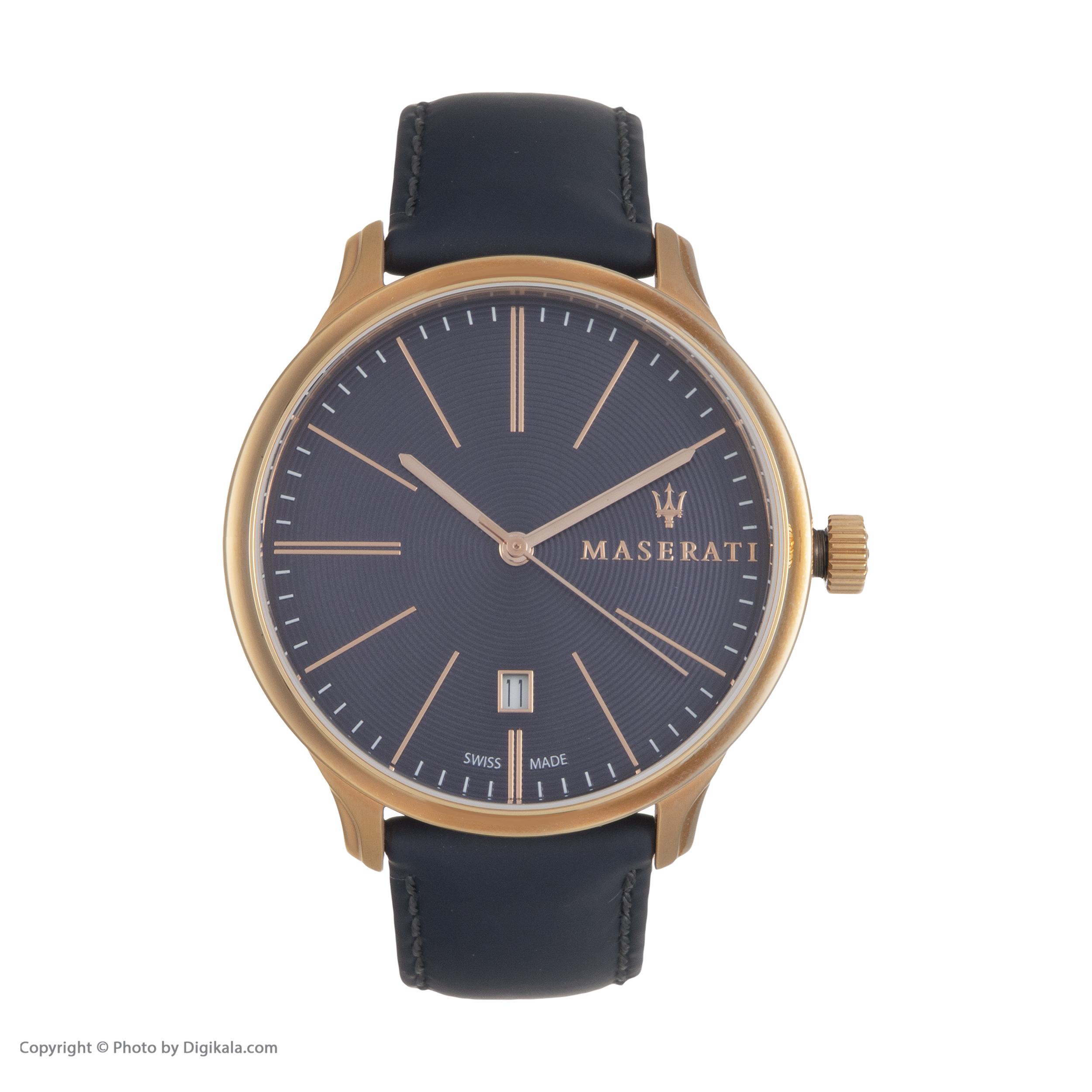 خرید                      ساعت مچی عقربه ای مردانه مازراتی مدل R8851126001
