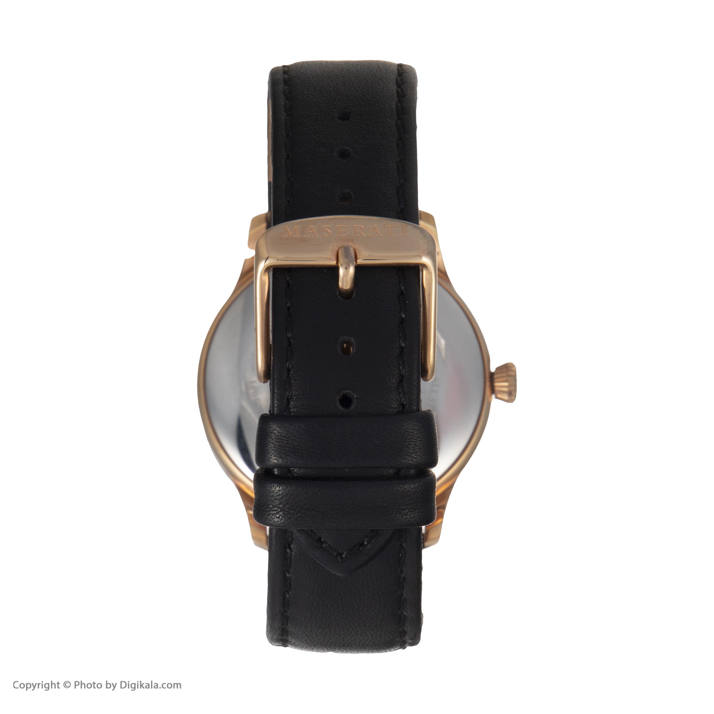خرید                      ساعت مچی عقربه ای مردانه مازراتی مدل R8851125001