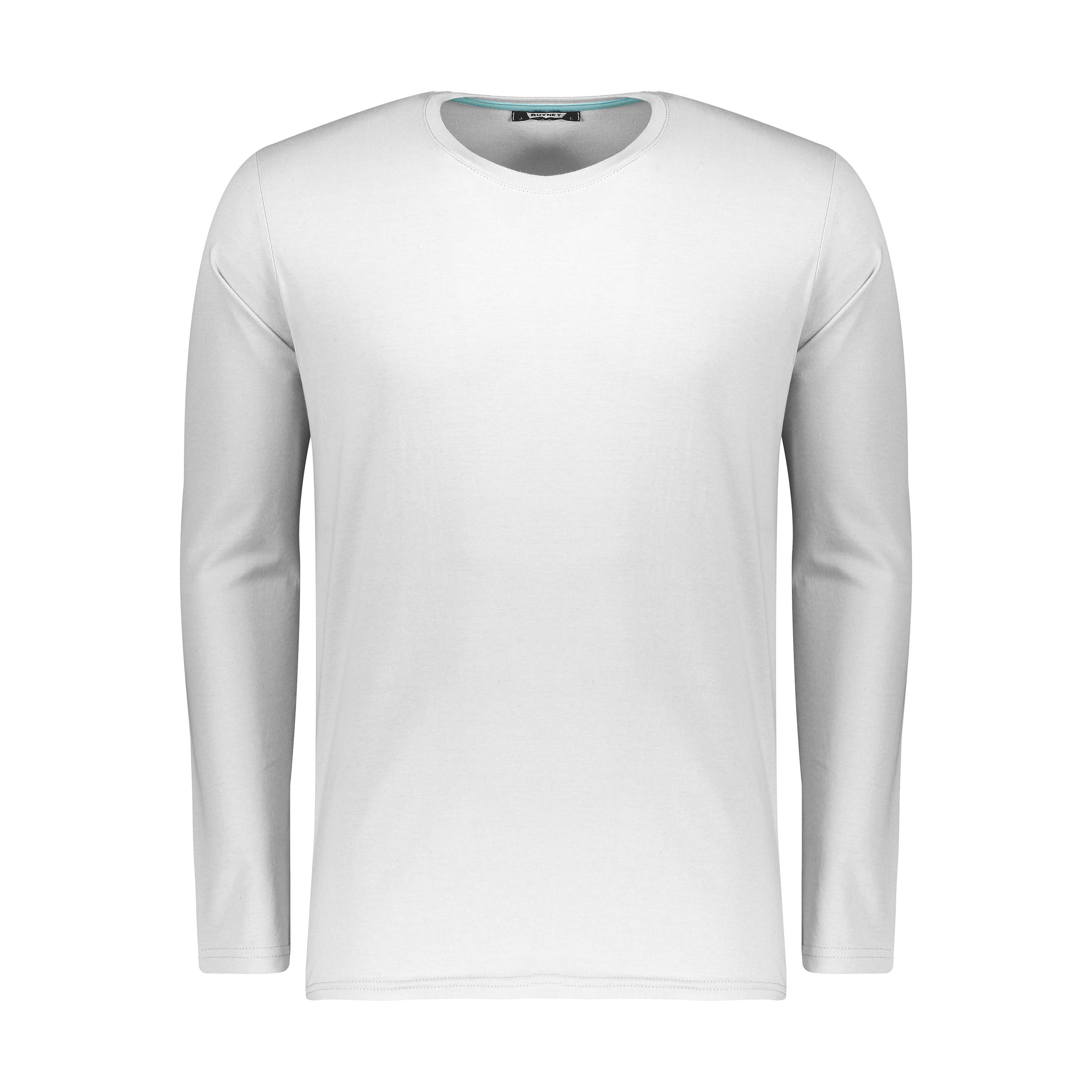 خرید ارزان تی شرت آستین بلند مردانه باینت کد 375-1