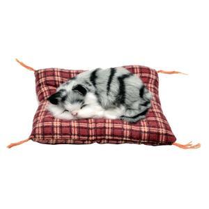 عروسک طرح گربه خوابالو طول 24 سانتیمتر