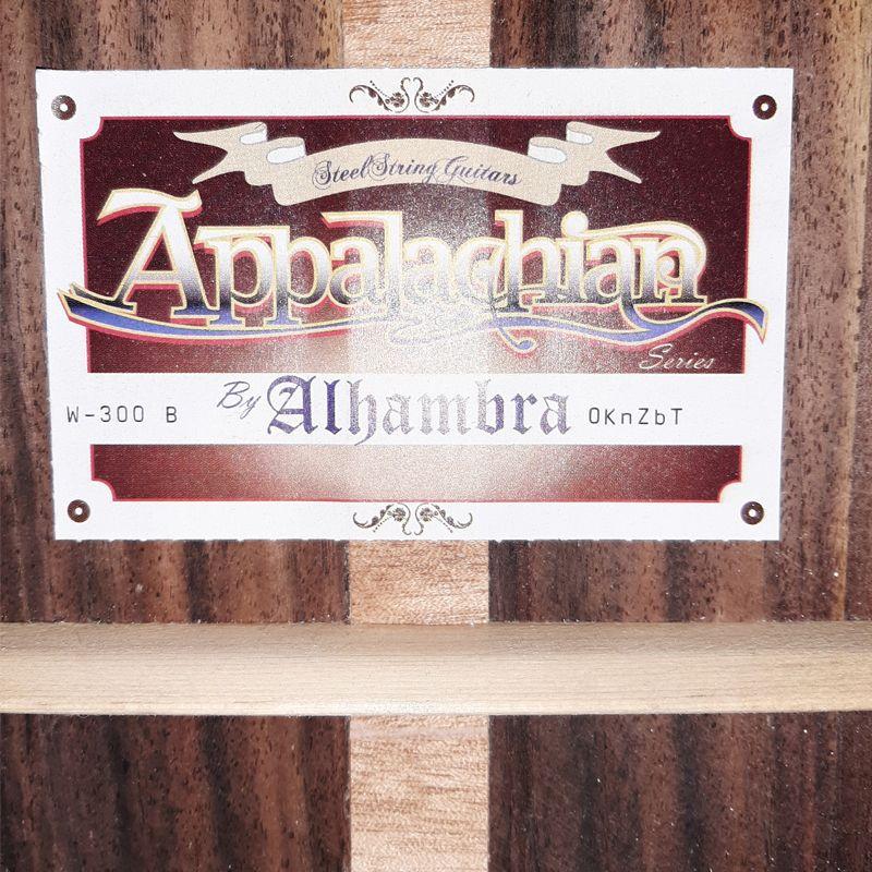 گیتار آکوستیک الحمبرا مدل کونکا w300b main 1 3