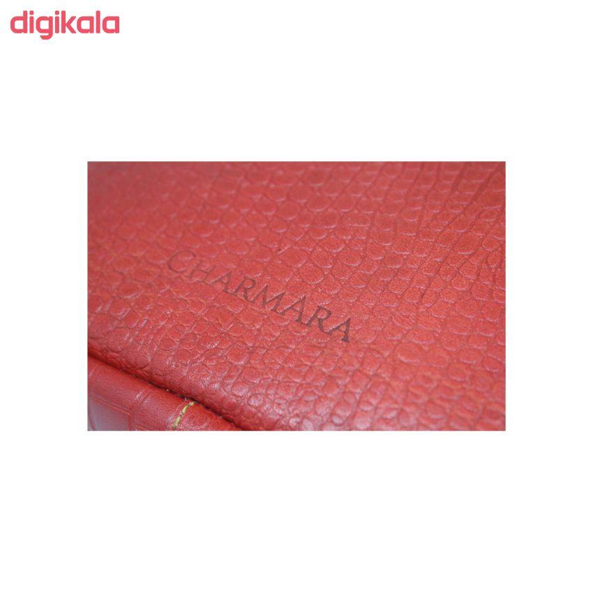 کیف دوشی زنانه چرم آرا مدل d058 main 1 12