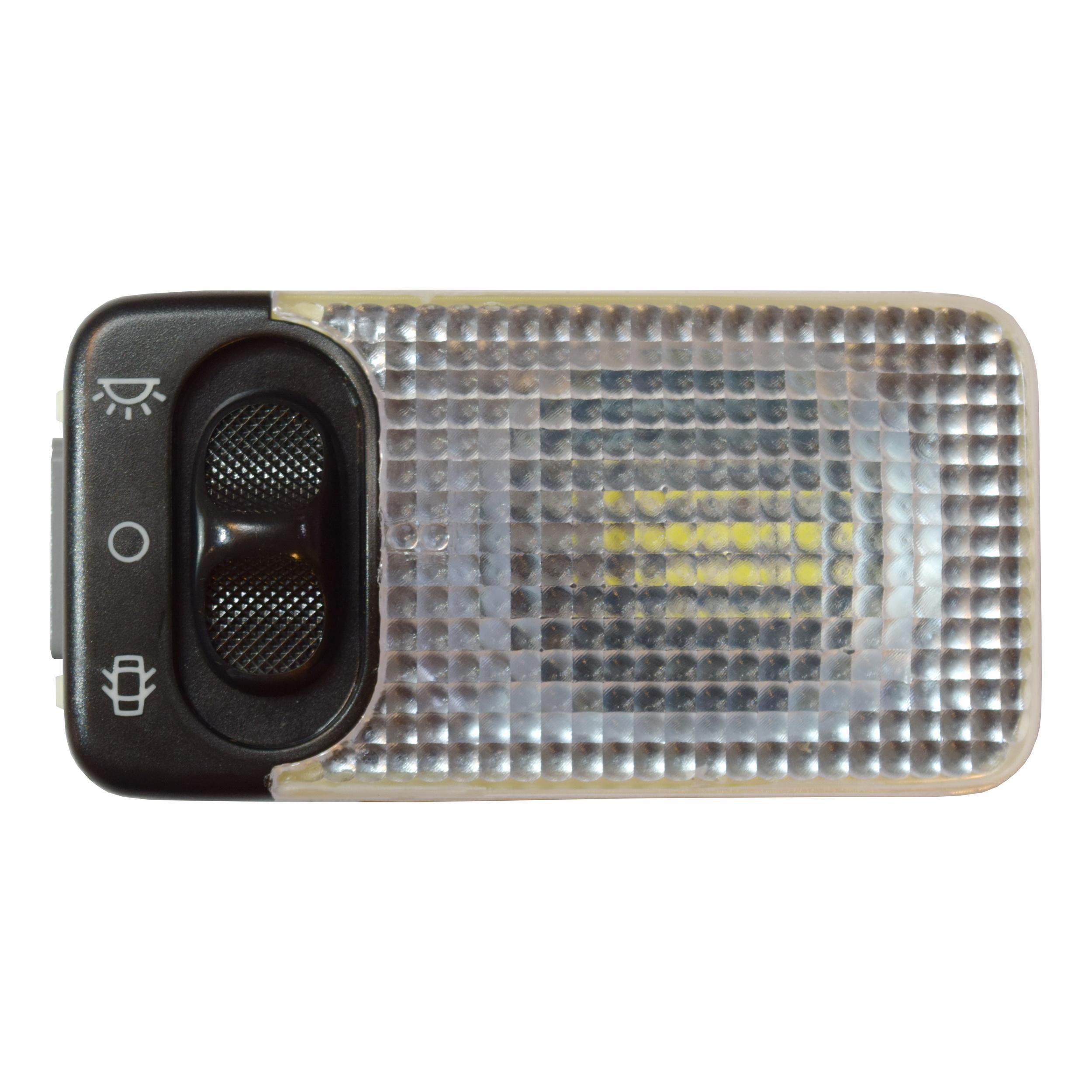 چراغ هوشمند سقف خودرو آی لِد مدل iS8LX-PCK مناسب برای سمند LX